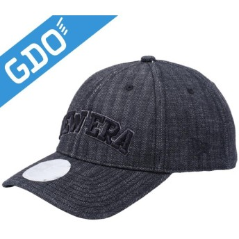ニューエラ ゴルフライン GOLF 920 OP HERRINGBONE DENIM キャップ 帽子