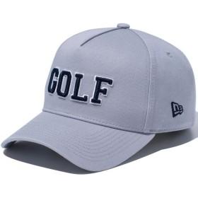 ニューエラ ゴルフライン 940 AF GOLF LOGO GRA キャップ