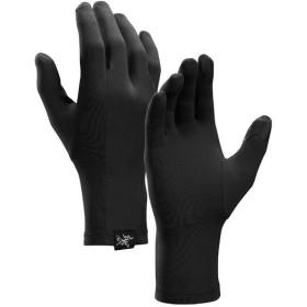 アークテリクス ARC'TERYX Rho Glove Black ローグローブ 手袋 タッチパネル スマホ