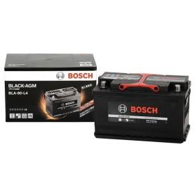 BOSCH ( ボッシュ ) 輸入車バッテリー [ BLACK-AGM ]BLA-80-L4