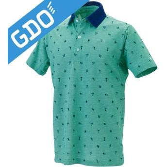 キャスコ KASCO ブラジルアイコン鹿の子半袖ポロシャツ