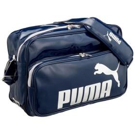 puma プーマ サッカー tsシャイニー タイプb ショルダーl バッグ 072401 ブラック/ブラック/ホワイト 01