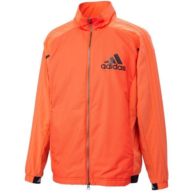 アディダス Adidas ストレッチ フルジップライニングウインドジャケット