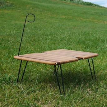 モノラル MONORAL ブリックテーブル テーブル キャンプ アウトドア 折りたたみ 無垢材 木製