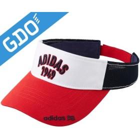 アディダス Adidas メッシュサンバイザー AWV14 帽子