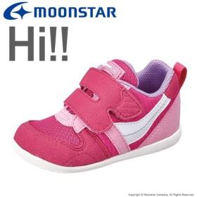 ムーンスター 子供靴 ベビーシューズ MS B77S チェリー moonstar キッズデザイン賞