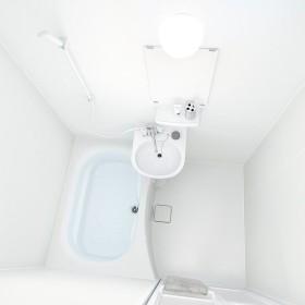 ハウステック マンション用ユニットバス NJFシリーズ 1014サイズ 洗面器・鏡つき