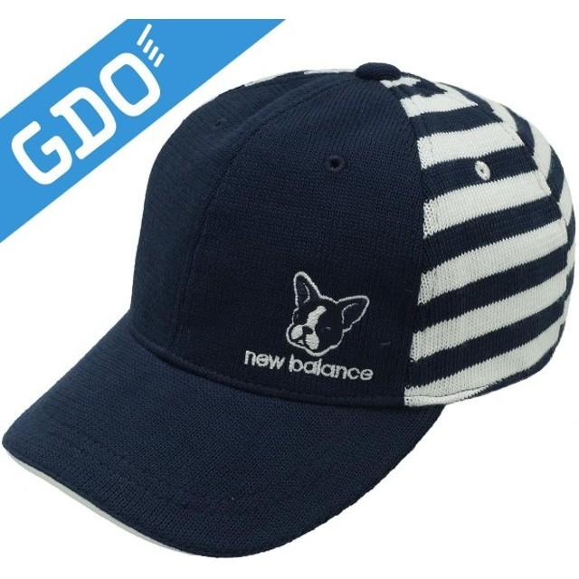 ニューバランス New Balance METRO ボストンテリア/ボーダーパイルキャップ 012-7187502 レディス 帽子