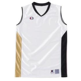 チャンピオン champion ウィメンズゲームシャツ women's game cblr2203-wk