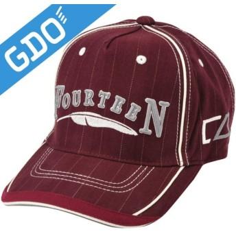 フォーティーン FOURTEEN ゴルフウェア メンズ 帽子 キャップ CBF0202 帽子