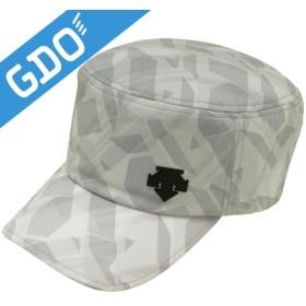 デサントゴルフ DESCENTE GOLF ワークキャップ DGM0375F 帽子