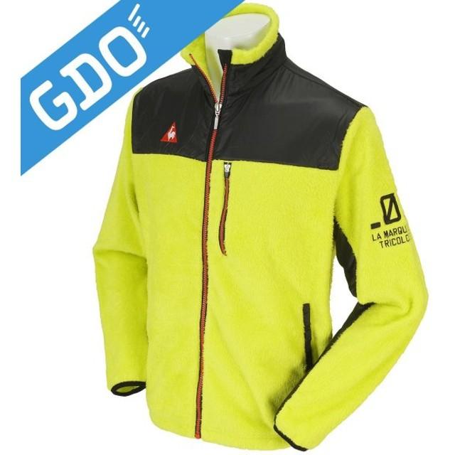 ルコックゴルフ Le coq sportif GOLF ブルゾン QG4723 アウター(ブルゾン、ウインド、ジャケット)