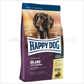 ハッピードッグ(HAPPYDOG) スプリーム・センシブルニュートリション アイルランド 4kg