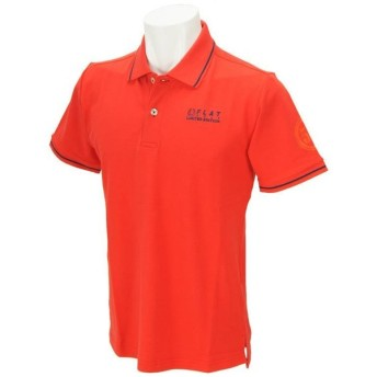 フラットゴルフ FLAT GOLF サーフ風半袖ポロシャツ 38303 半袖シャツ・ポロシャツ