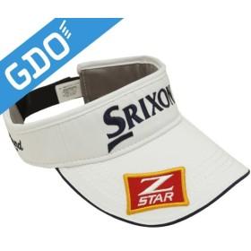ダンロップ SRIXON ゴルフウェア メンズ 帽子 プロ着用モデルバイザー SMH-5331X 帽子