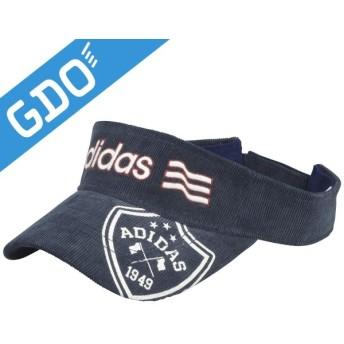 アディダス Adidas ADICROSS コーデュロイバイザー BCV60 帽子