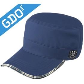 キャスコ KASCO ゴルフウェア メンズ 帽子 ワークキャップ GKWC-1436W 帽子