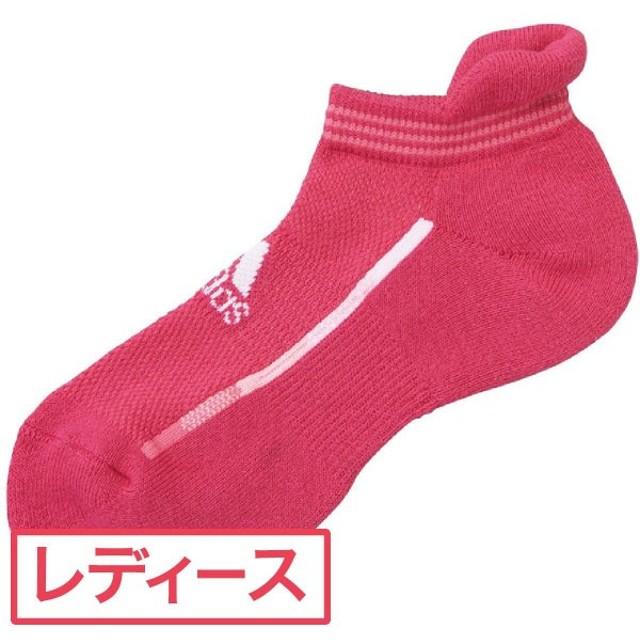 アディダス Adidas ゴルフウェア レディス 靴下 ベーシックアンクルソックス JLI14 靴下