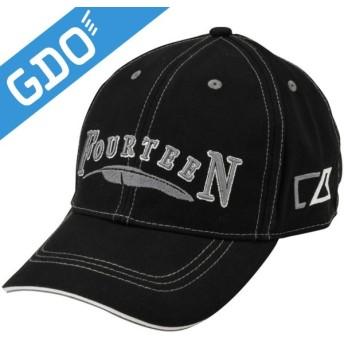 フォーティーン FOURTEEN ゴルフウェア メンズ 帽子 キャップ CBF0206 帽子