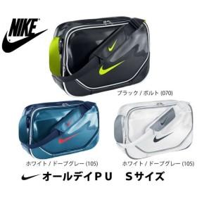 NIKE ナイキ エナメルバッグ オールデイPU スモール Sサイズ ショルダーバッグ スポーツ BA4860
