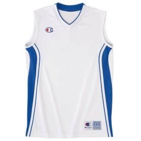 チャンピオン champion ガールズゲームシャツ mini basketball game cbgr2031-wa