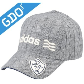 アディダス Adidas ADICROSS ケーブルニットキャップ CCD96 帽子
