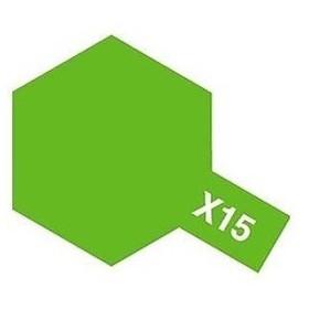 タミヤ タミヤカラー エナメル X−15 ライトグリーン エナメルX15ライトグリーン