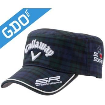 キャロウェイゴルフ Callaway Golf ゴルフウェア メンズ 帽子 ツアーワークキャップ 15JM 帽子
