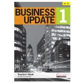 Garnet Education Business Update 1 Teacher's Book