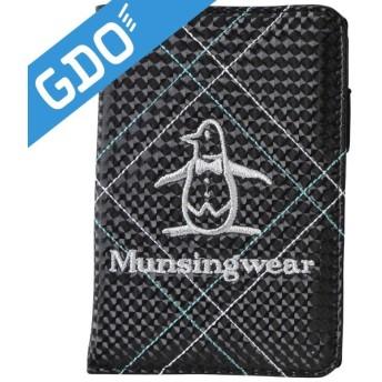 マンシングウェア Munsingwear スコアカードケース