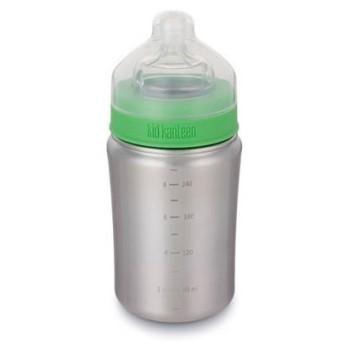 クリーンカンティーン klean kanteen ベビーボトル 9oz 266ml 哺乳瓶 カンティーン ボトル 赤ちゃん用