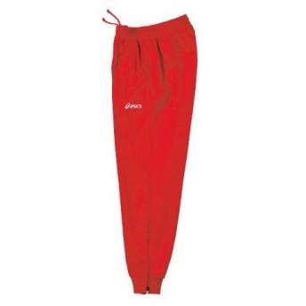 アシックス asics トレーニングパンツ スレンダー xat272 カラー:レッド 23 training suit ウェア