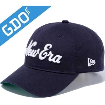 ニューエラ ゴルフライン GOLF 920 COTTON CLSC LOGO キャップ 帽子