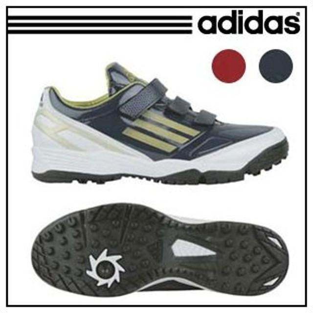 adidas アディダス アディゼロ tr トレーニングシューズ 野球シューズ g66928 ネイビー×ゴールド×ホワイト g66929 レッド×ゴールド×ホワイト
