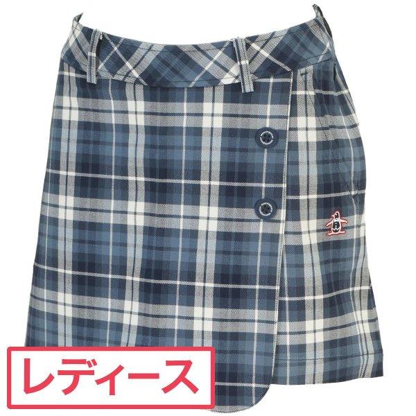 プリントストレッチキュロットスカート マンシングウェア Munsingwear レディス