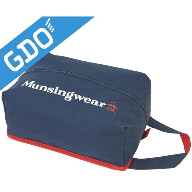 マンシングウェア Munsingwear シューズケース AM4071 シューズケース