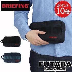 限定アイテムプレゼント 日本正規店 BRIEFING ブリーフィング ポ−チ MODULE WARE ONE ZIP POUCH MW BRM181611