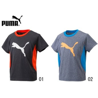 プーマ PUMA ジュニア AC SS TEE スポーツ トレーニング 半袖 Tシャツ アウトレット セール