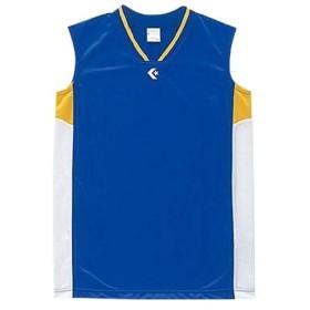 コンバース(CONVERSE) ガールズゲームシャツ CB64701 2511 ジュニアバスケットボールウエア ユニフォーム