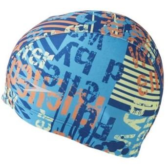 スピード(speedo) トリコットキャップ (F)フリーサイズ SD97C64 SR Sレッド スイムキャップ 水泳帽