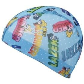 スピード(speedo) メッシュキャップ ブルー SD97C36 BL スイムキャップ 水泳帽