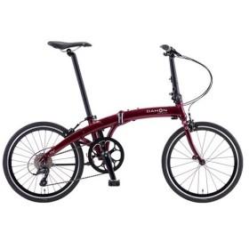 ダホン(DAHON) インターナショナルモデル Mu SP9 ミュー 折り畳み自転車 Bレッド PDA093 サイクル 通勤通学 折りたたみ自転車 フォールディング レジャー