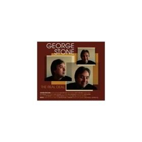 The Real Deal | George Stone (Big Band)  ( ビッグバンド | CD )