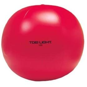 トーエイライト(TOEI LIGHT) カラー大玉普及タイプ125cm 赤 B-3315R 運動会/競技用品 玉ころがし