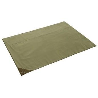 ロゴス(LOGOS) テントぴったり防水マット・L 71809604 キャンプ テント用 インナーマット