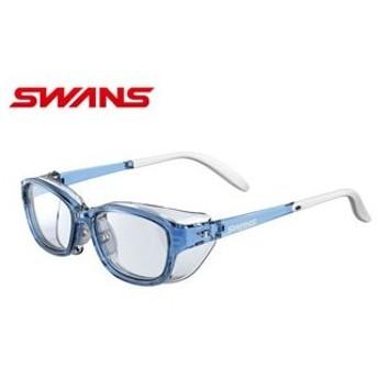 SWANS/スワンズ 【度付ダイレクトレンズ対応】SWKA-01(CBL) 大人用花粉グラス (クリアブルー)