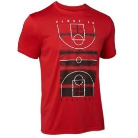 アンダーアーマー(UNDER ARMOUR) メンズ バスケ 半袖 テックTシャツ UA TECH FILO SS 600:RED 1313541 バスケットボール ウェア トップス Tシャツ シャツ