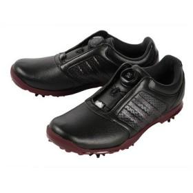 アディダス(adidas) ゴルフシューズ ゴルフシューズ  アディピュアボア F33641BK (レディース) (Lady's)
