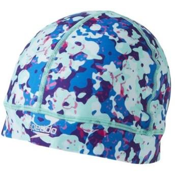 スピード(speedo) トリコットキャップ (F)フリーサイズ SD97C65 DI ディープインディゴ スイムキャップ 水泳帽
