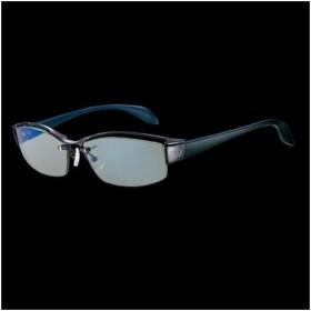 ダイワ TLX 001 イーズグリーンブルーミラー/IPシャーリングガン&ブラック×ブルー